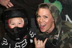 Pink Reveals She & Her Three-Year-Old Son Tested Positive For COVID-19