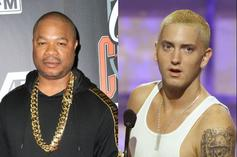"""Xzibit Recalls Eminem Being """"Poster Child Of Everything Wrong In America"""""""