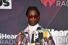 """Young Thug Launches Fan Art Contest To Celebrate """"Barter 6"""" Anniversary"""