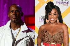 """R. Kelly & Niecy Nash Auditioned For """"The Five Heartbeats"""" Film"""