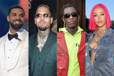 HNHH TIDAL Wave: Drake, Chris Brown, Young Thug, & Doja Cat