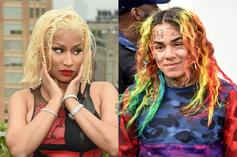 Nicki Minaj Rumored To Have Been Transported To 6ix9ine's Hide-Out