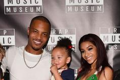 """T.I. Under Fire After Reality Show Airs Deyjah Harris Response To """"Hymengate"""""""