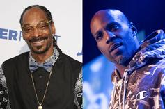 DMX & Snoop Dogg's Verzuz Freestyle Won The Night