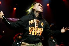 6ix9ine Fears For His Safety During Community Service