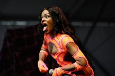 Azealia Banks Shaves Her Head: See Her New Bald Look