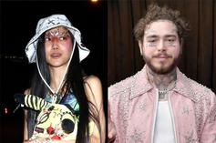 Korean Rapper MLMA Seemingly Confirms Post Malone Relationship