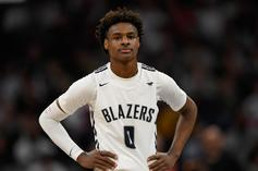 Bronny James Jr., Son Of LeBron James, Signs With FaZe Clan