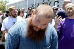 Action Bronson Does 110 Pushups To Remember 9/11