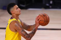 Kyle Kuzma Has Strong Words About Lakers' Compete Level