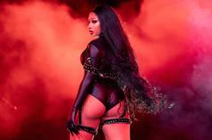 """Megan Thee Stallion Gets Iced-Out """"F*ck You"""" Rings: """"Dear Haters"""""""