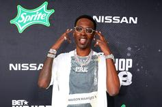 Young Dolph Pulls Up To Superfan's House To Gift Her His Lamborghini