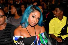 Armani Caesar Clashes With Reginae Carter Over Lil Wayne Post