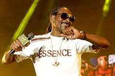 Snoop Dogg Taunts Rick Ross After Lakers Win