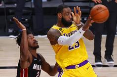 China Officially Unbans The NBA Ahead Of Lakers-Heat Game 5