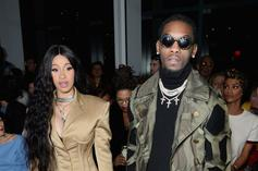 Cardi B & Offset Reunite Again, Don't Look Like Divorcing Couple
