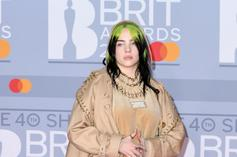 Billie Eilish's Optical Illusion Sneakers Are Going Viral