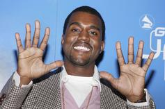 Kanye West Votes For Himself, Shares Ballot