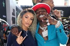 """DaBaby Fans Think He Referenced DaniLeigh On """"8 Figures"""" Track"""