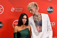 """Megan Fox Gushes Over Machine Gun Kelly: """"We've All Been Under His Spell"""""""