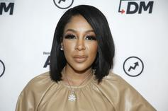 """K. Michelle Is Tired Of Some Artists """"Making A Mockery Of Music"""""""
