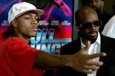 """Jermaine Dupri Describes A Young Bow Wow Chasing Him With A Knife: """"I Laughed"""""""