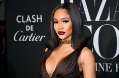 "Saweetie Claps Back At Hater During Verzuz Battle: ""Don't Be Mad At Me"""