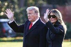 Trump Accused Of Photoshopping Christmas Card Photo