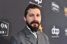 """Shia LaBeouf Was Fired From Movie Set For """"Poor Behavior"""": Report"""