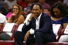 Stephen A. Smith Thinks Kyrie Irving Should Retire