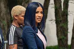 """Cardi B Lands First Starring Role In Paramount's """"Assisted Living"""""""