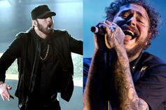 White Gold Wants An Eminem & Post Malone Collab
