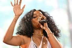 SZA Treats Fans To Another Sultry Photo Dump In A String Bikini