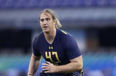 Chad Wheeler Released From Seahawks After Domestic Violence Arrest