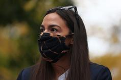 """AOC Targeted In """"Smollet"""" Trend After CapitolHill Riot StoryIs Questioned"""