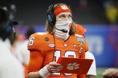 Trevor Lawrence Makes Fun Of Himself After Old Clip Surfaces