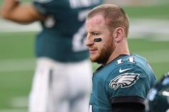 Carson Wentz Traded To The Indianapolis Colts: Report