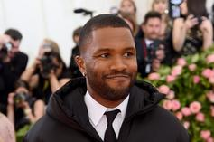 Frank Ocean Steps Out For The First Time In Months With Tyler, The Creator