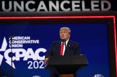 Donald Trump Teases Another Presidential Run During CPAC Speech