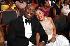 Tyrese Gibson's Wife Samantha Explains Why Women Shouldn't Date Famous Men