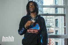 OMB Peezy Posts Video Showing He's Out Of Jail Following Arrest