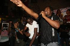 """Rowdy Rebel Spits Bars On """"The Come Up Show"""""""