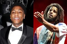 NBA Youngboy Allegedly No-Shows J. Cole At The Studio