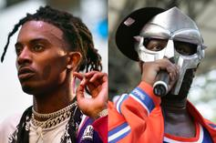 Playboi Carti Explains How MF Doom Influenced Him