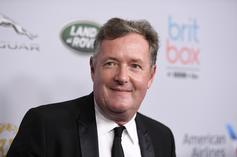 """Piers Morgan Takes Credit For """"Good Morning Britain"""" High Ratings Amidst Exit"""