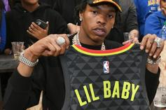 """Lil Baby """"Never Had Hoop Dreams"""" In 42 Dugg Collab Snippet"""