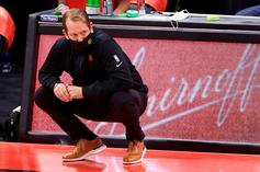 Nick Nurse Fined Hefty Amount After Mask-Throwing Incident