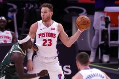 Blake Griffin Speaks On Upcoming Nets Debut