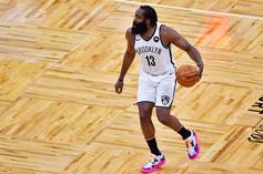 James Harden Comments On Frightening Neck Injury