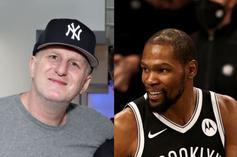 Michael Rapaport Claims Kevin Durant Threatened Him, Shares DMs